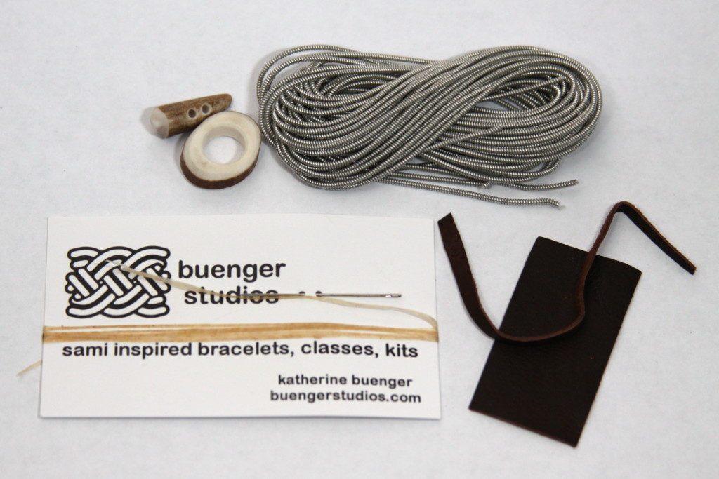 parts included with necklace kit